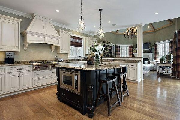 Jak vybrat materiál kuchyňské linky ?