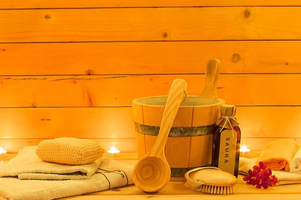 Se saunovými doplňky máte zajištěnou pohodlnou relaxaci
