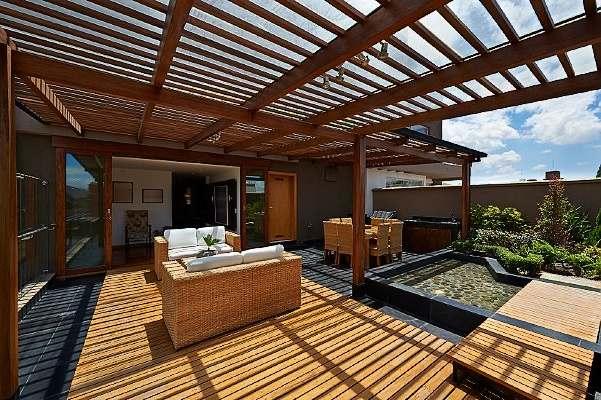 Dřevěné terasy zexotického dřeva?
