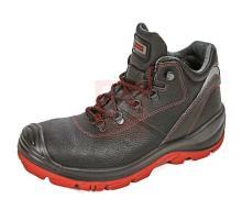 kotníkové pracovní boty