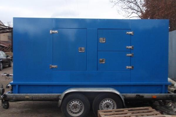 HUJEVAL – půjčovna a pronájem elektrocentrál i dieselagregátů