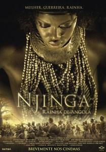 Filme sobre Nzinga Mbande