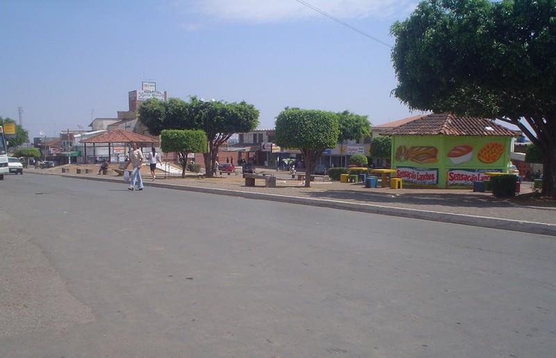 Praça Santo Antônio