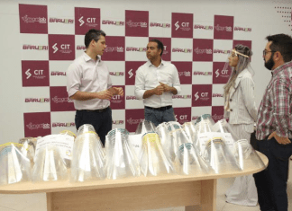 HMB recebe doações em Barueri