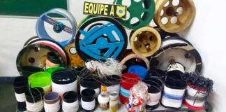 Prefeitura de Jandira e PM reforçam orientação do perigo de linhas com cortantes