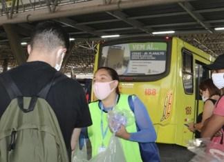 Fica obrigatório o uso de máscaras de proteção facial em Carapicuíba. A medida visa conter a disseminação do coronavírus.