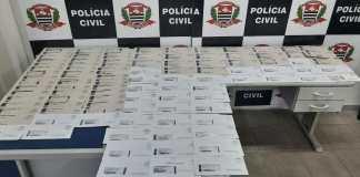 Polícia Civil prende funcionários dos Correio esquema de desviava cartões bancários