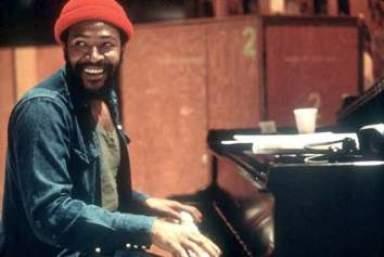 Marvin Gaye.