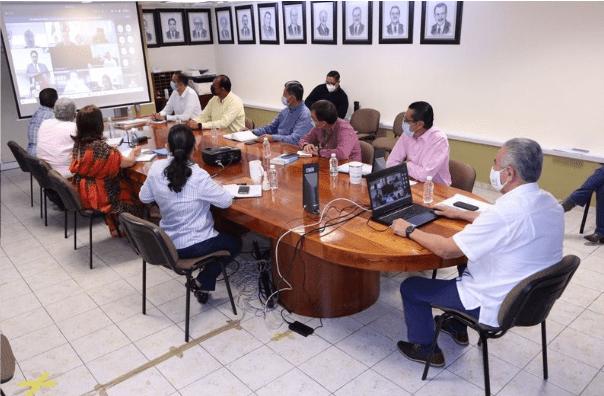 Participa Colima en Reunión Nacional para Certificación de Retorno Seguro a Clases