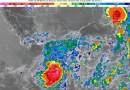 La tormenta tropical Dolores tocó tierra entre los límites de Colima y Michoacán: esta será su trayectoria