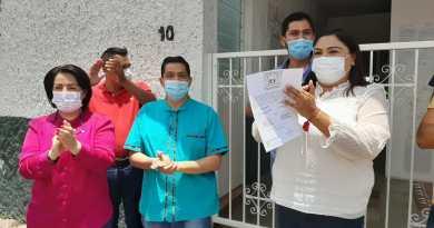 En Cuauhtémoc, se lleva el triunfo Gaby Mejia en el reconteo de votos