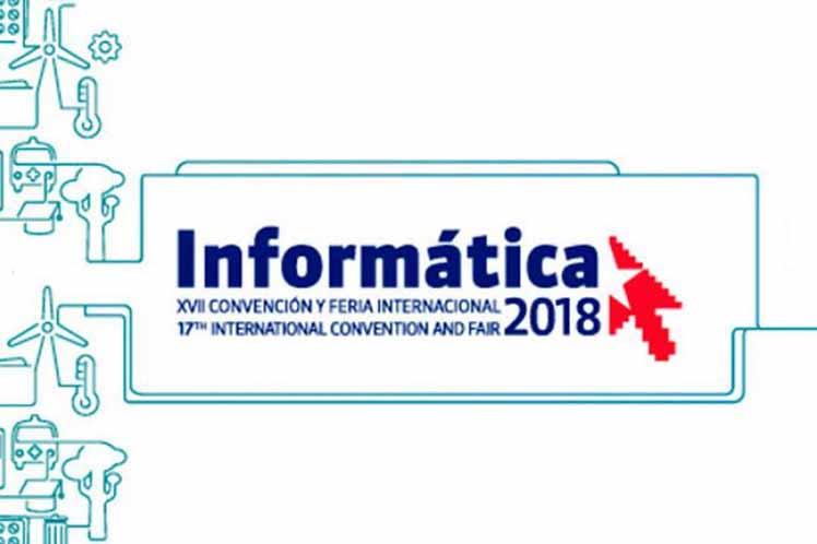 Feria Internacional Informática Habana 2018