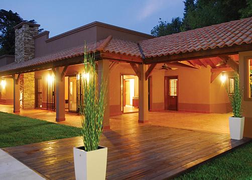 Perretta  Ocampo Arquitectura  Casa estilo campo moderno  Arquitecto  Arquitectos