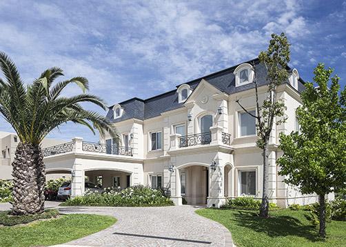 Fernndez Borda Arquitectura  Casa estilo clsico francs  Arquitecto  Arquitectos  PortaldeArquitectoscom