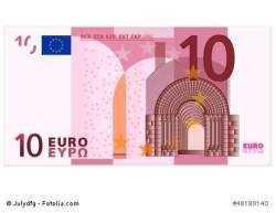 Infos zum neuen 10 Euro Schein