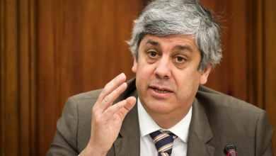 """Photo of Centeno: """"A trajetória de redução do défice deve ser equilibrada mas efetiva"""""""