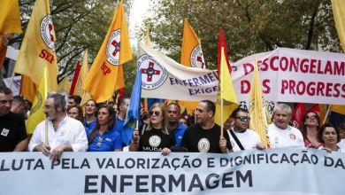 Photo of Sindepor anuncia greve geral de enfermeiros para a próxima semana