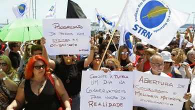 Photo of Trabalhadores dos registos e notariado começam hoje nova greve