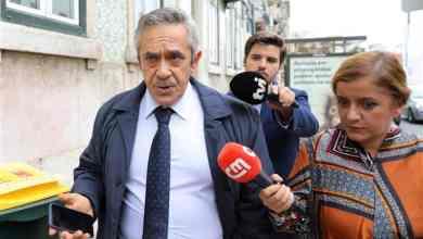 """Photo of 'Acusação monstruosa'. """"É a opinião dele [Sócrates], não tenho nada a comentar"""", afirma procurador Rosário Teixeira"""
