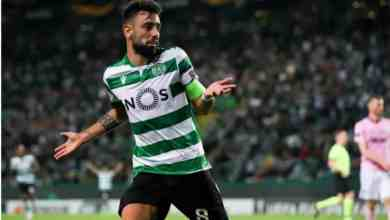 Photo of Oficial: Bruno Fernandes é reforço do Manchester United