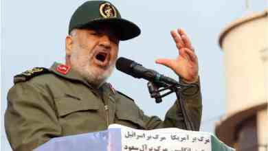 """Photo of Líder da Guarda Revolucionária do Irão ameaça """"incendiar"""" lugares ligados aos EUA"""