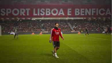 Photo of Primeiro treino do Benfica em 2020 com mais de 20 mil adeptos, mas sem Jardel
