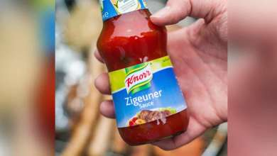"""Photo of Vários anos após pedido, Knorr vai remover designação de """"molho cigano"""""""