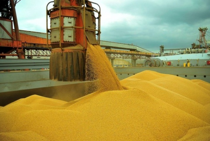 Líder em exportações de milho Mato Grosso reduz volume de negócios