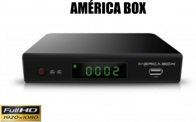 américabox s101 HD