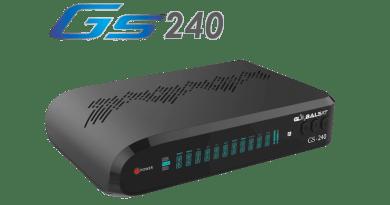 Globalsat GS240 Nova Atualização V2.47 – 07/08/2019