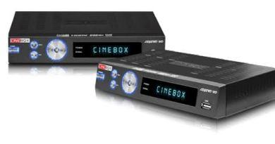 CINEBOX LEGEND X NOVA ATUALIZAÇÃO – 16/09/2019