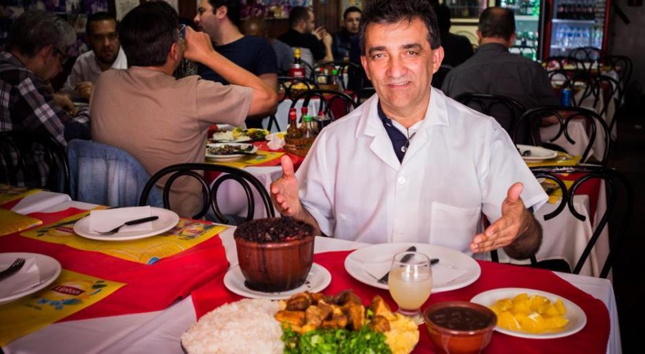 Proprietário da Lanchonete do Barulho | Comer no Bixiga