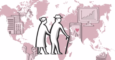 Universidades e envelhecimento populacional