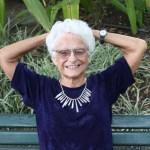 Nora Rónai, 93 anos, nadadora, homenageada pela BBC