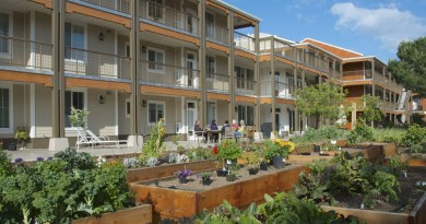 Co-Lares (cohousing), arquitetura para a longevidade