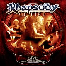 Rhapsody of Fire – From Chaos To Eternity