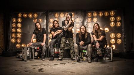 Children of Bodom: baterista é diagnosticado com discos prolapsos na coluna