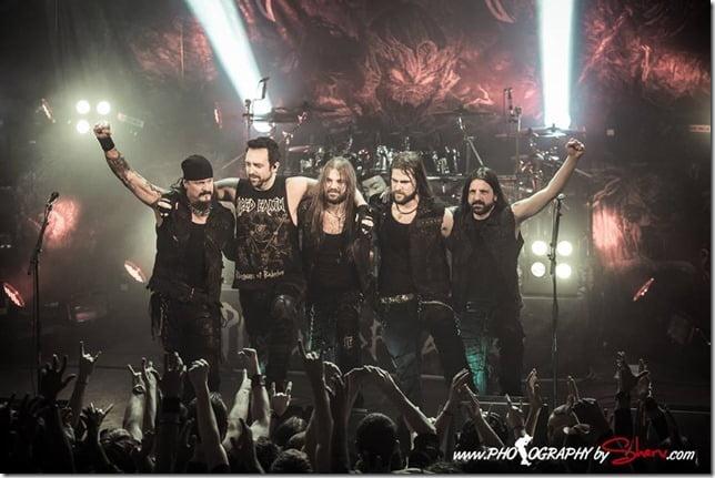 Iced Earth: banda inicia tour pela Austrália, antes de chegar ao Brasil