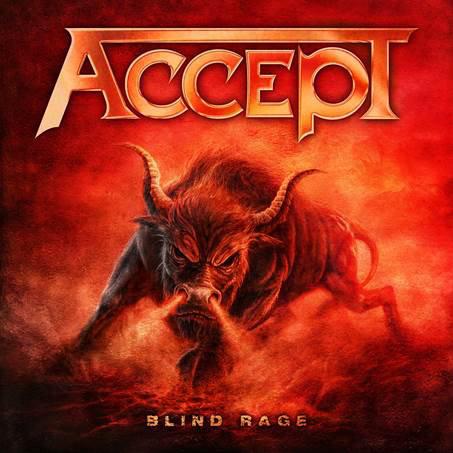 """Capa de """"Blind Rage"""", o novo disco do Accept"""