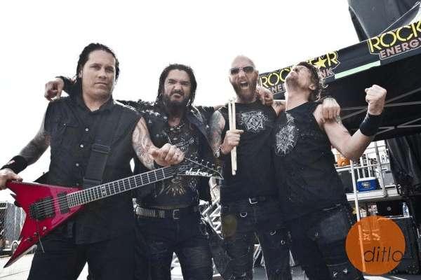 Machine Head: turnê norte-americana junto com Children of Bodom, Epica e Battlecross