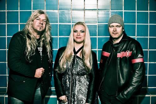 Sinner, Somerville e Kiske (Foto: divulgação)