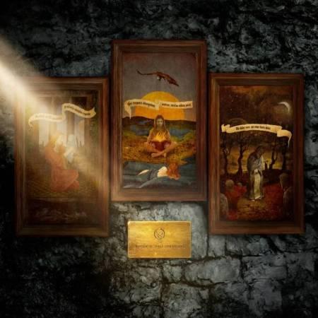"""Capa de """"Pale Communion"""", o novo disco do Opeth"""