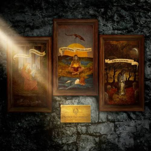 "Capa de ""Pale Communion"", o novo disco do Opeth"