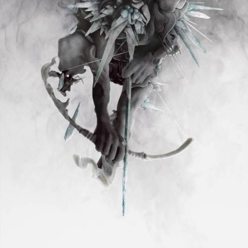 "Capa de ""The Hunting Party"". novo disco do Linkin Park"