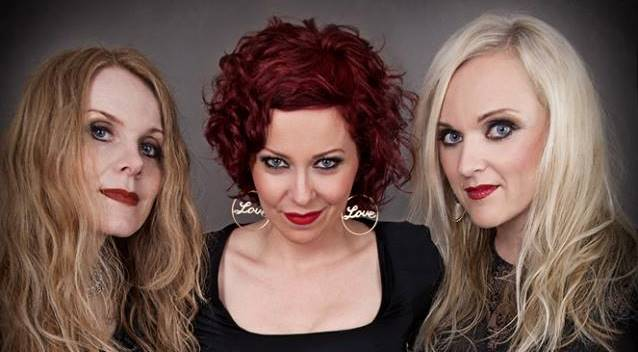 The Sirens: ex-vocalistas do The 3rd and the Mortal, The Gathering e Theatre of Tragedy juntas em turnê