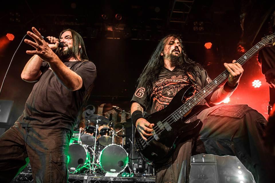 Onslaught: veja fotos de show em Londres; banda se apresenta em breve no Brutal Assault