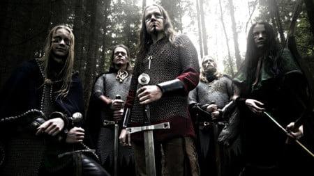 Ensiferum: banda entra em estúdio nas próximas semanas