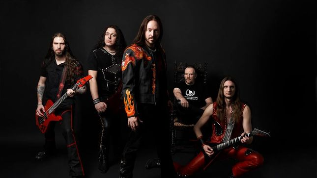 HammerFall: banda lançará uísque em outubro