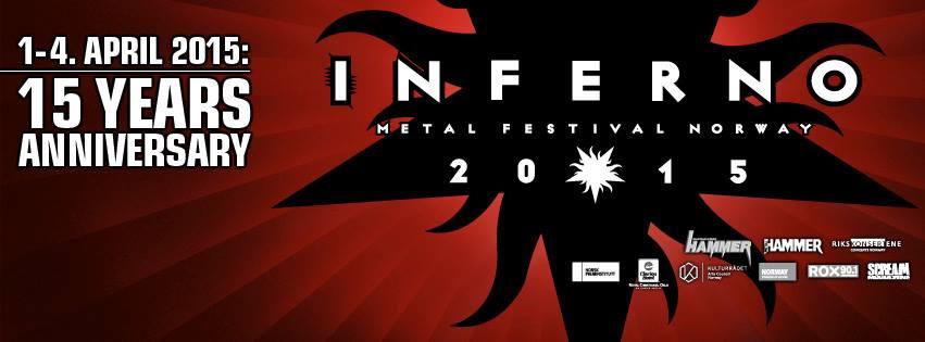 Inferno Metal Festival: Dødsengel é confirmado na edição de 2015