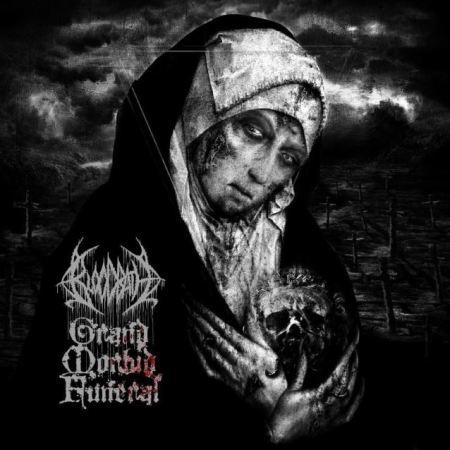 """Capa de """"Grand Morbid Funeral"""", o novo disco do Bloodbath"""